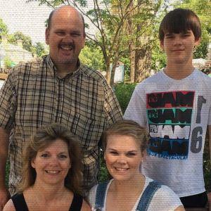 Carroll, Tina, Megan, Matt